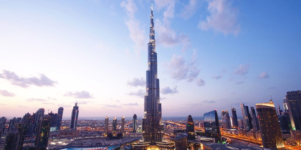 burdz kalifa najvisa zgrada na svetu