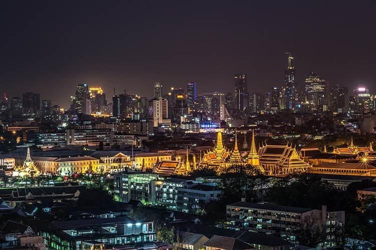 bangkok u tajlandu