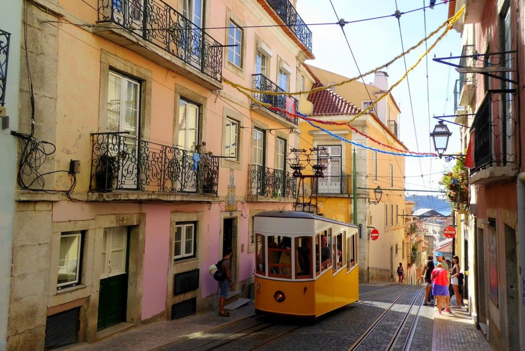 autobus u lisabonu