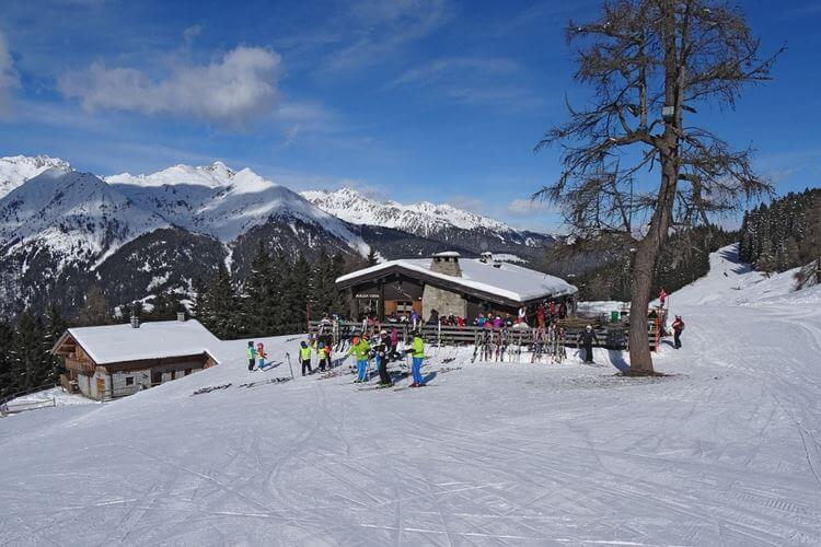 Madona di Kampiljo ski centar